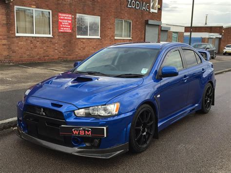 used mitsubishi evo used 2009 mitsubishi evo x evolution x gsr fq360 for sale