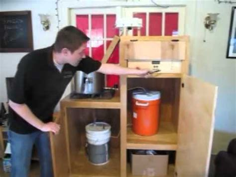 automated homebrewing system on make live ep08 how to