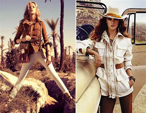 Safari Trend by How To Wear The Safari Fashion Trend Fashionisers