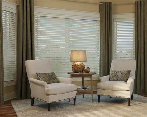 Bow Blind Windows faux wood blinds metro blinds window treatments
