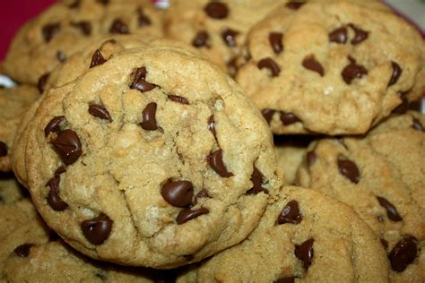 thick chewy chocolate chip cookies the quotable kitchen