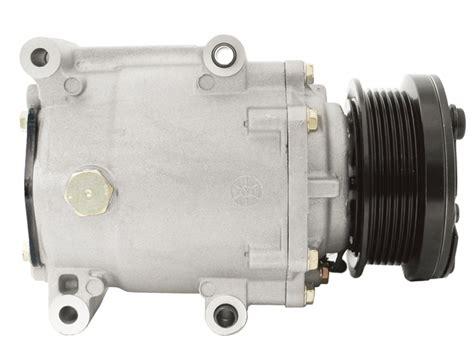air conditioning compressor fit jaguar x type x400 2 5l petrol aj25 2001 to 2005