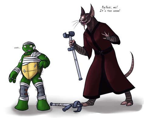 Leos New Could Hurt Sales This 2 by Tmnt Raph S By Culinary Alchemist On Deviantart
