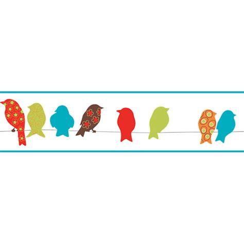Bird Bordir borders with birds free wallpaper