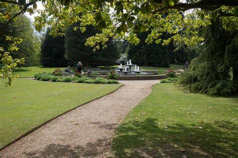Botanical Garden Cambridge Cambridge Botanic Garden Botanic Garden In