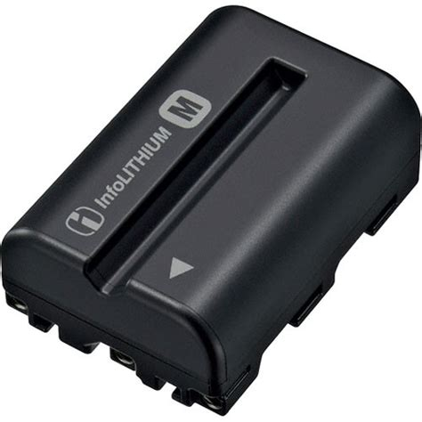 np fm500h charger sony np fm500h infolithium battery 7 2v 1600mah np