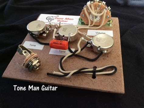 how to install guitar capacitors stratocaster fender wiring harness orange drop tone cap with 5 way switch