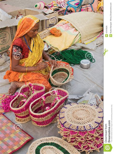 Handmade Handicraft - handmade jute bags indian handicrafts fair at kolkata