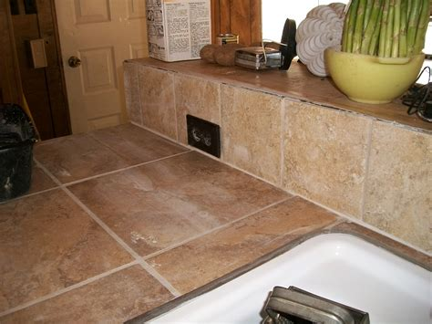 Porcelain Tile For Countertops by Our Farm Ceramic Tile Counter Top