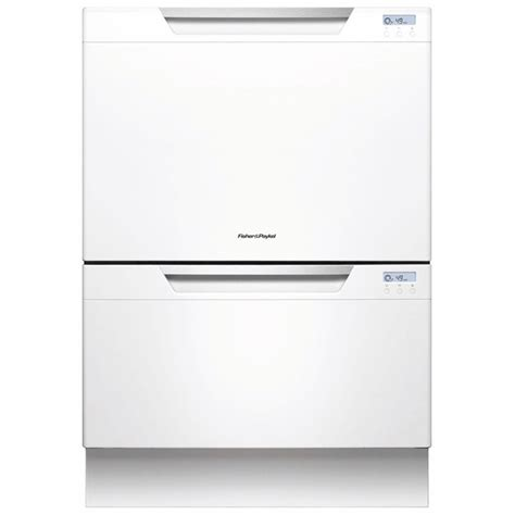 Fisher And Paykel Two Drawer Dishwasher by Shop Fisher Paykel 53 Decibel 2 Drawer Dishwasher Energy