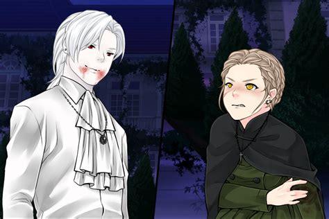 manga creator vampire hunter page  rinmaru  deviantart