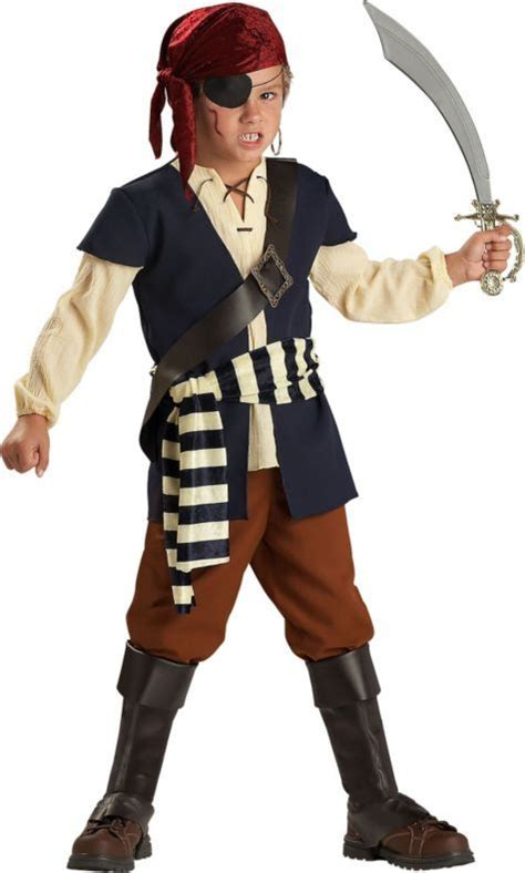 boys pirate costume toddler buccaneer 1000 ideas about pirate costume on
