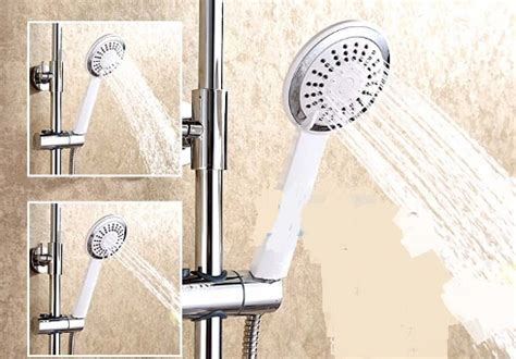Shower Not Getting Water by Best Elvating Pipe Bluetooth Copper Shower Faucet