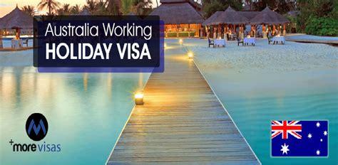 australia working visa morevisas