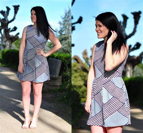 Turban Pita Grey lucia gallego spaccio dress zara sandals geometric dress lookbook