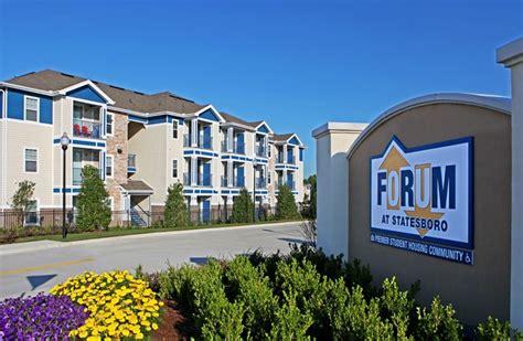 one bedroom apartments in statesboro ga forum at statesboro rentals statesboro ga apartments com