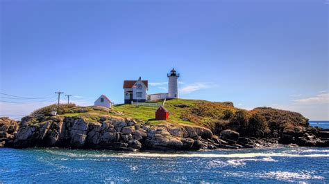 Cape Neddick Light by Best Places To Take Photos In Usa