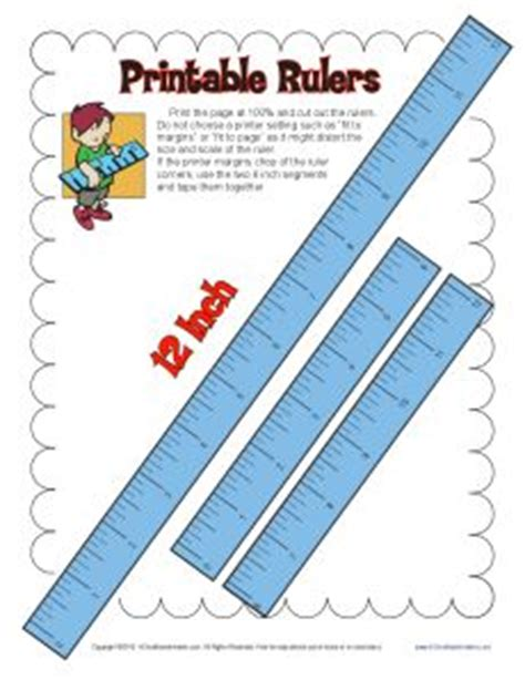 printable square ruler with guide and cut out printable 12 inch ruler free online rulers