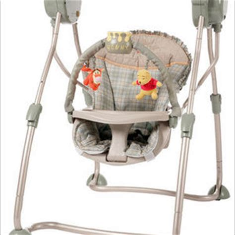 safety 1st swing safety 1st disney all in one swing winnie the pooh baby