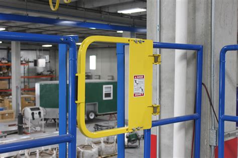 safety swing gates ps doors ladder safety gate ps doors