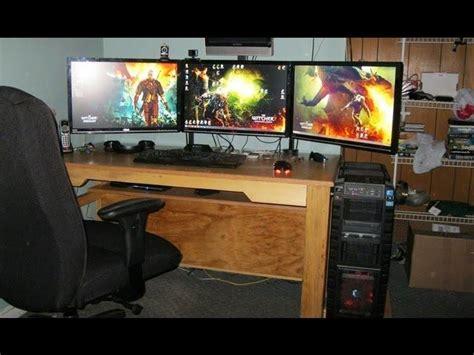 Top 5 Best Pc Gaming Desk Setups V1 2014 Best Pc Gaming Desk