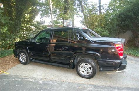 southern comfort avalanche for sale purchase used 2005 chevrolet avalanche 1500 ls southern