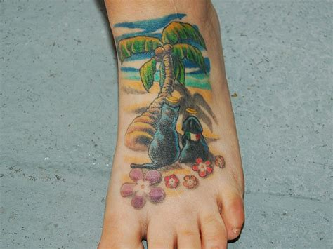 coconut tree tattoo designs palm tree tattoos page 2
