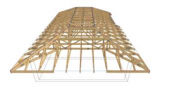 Hip Roof Trusses Prices complex 11 timber trusses truss frame construction