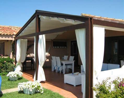 arredamento verande excellent matera tende e arredi pergotenda roma with