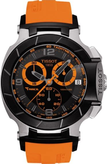 Tissot Moto Gp Orange tissot sport 遒 race moto gp nicky hayden 2010 orange