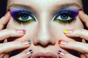 colorful eyeshadow stylish and wear eye makeup xcitefun net