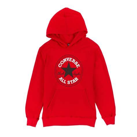 Hoodie Jaket Baju Hangat Converce converse chuck patch hoody free uk delivery on all orders