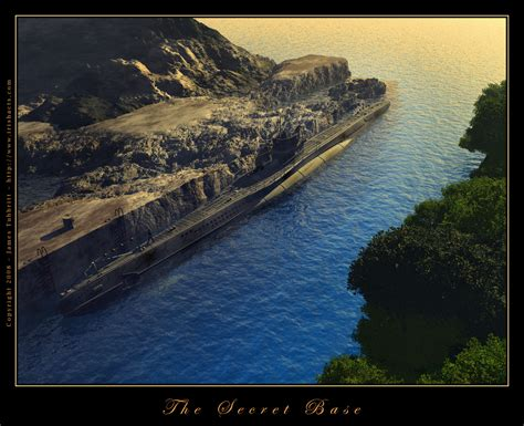 german u boat bases in ireland korg forums view topic the secret base 3d render