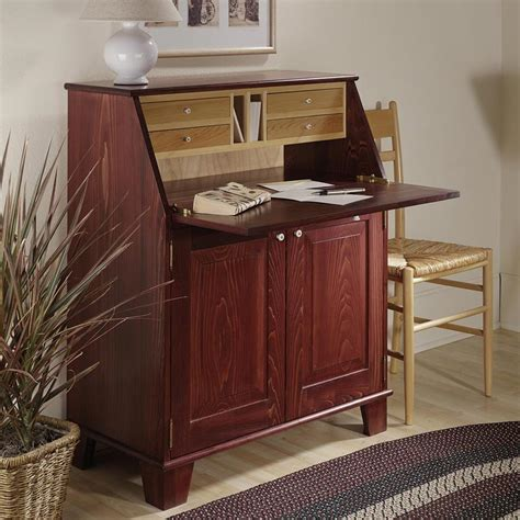 writing desk woodworking plans drop front writing desk woodworking plan from wood magazine