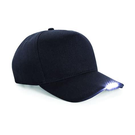 hat with led lights beechfield led light baseball cap bc515 bb515
