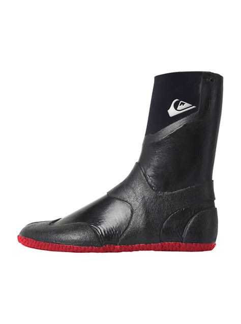 surf boots neo goo 3mm surf boots 888256064065 quiksilver