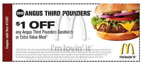 free printable restaurant coupons no download mcdonalds coupons december 2014