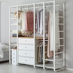 open clothes storage bedroom storage solutions for small master kids bedroom