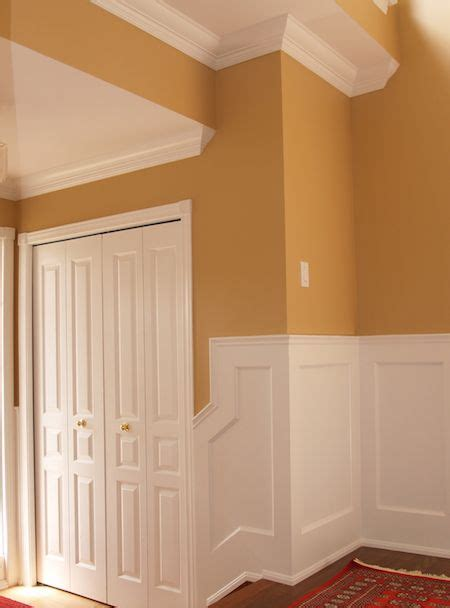 Wainscoting Alternatives by 25 Best Ideas About Wainscoting Kits On Bead