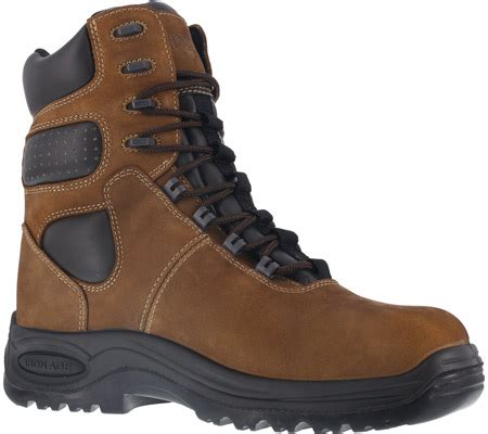 mens heated boots mens iron age heated waterproof insulated 8 quot work boot