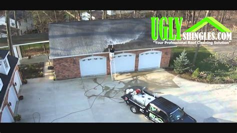Apartment Cleaning All Clean Softwash Certified Quot Soft Wash Quot Roof Cleaning System By