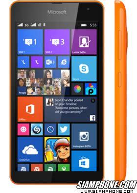 microsoft lumia 535 gsm wcdma dual sim orange microsoft lumia 535 dual sim စမတ ဖ န sim card ၂ ခ သ