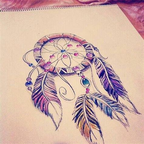 heart dreamcatcher tattoo we it drawing tatoo and