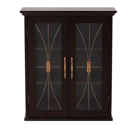 elegant home fashions wall cabinet elegant home fashions victorian 20 1 2 in w x 24 in h x