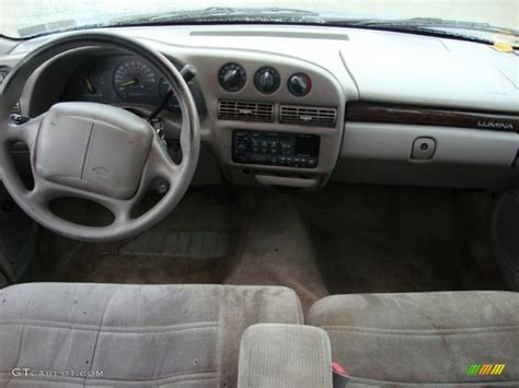1998 Chevy Lumina Interior by Gray Interior 1995 Chevrolet Lumina Standard Lumina Model