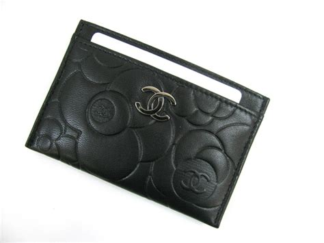 Chanel Business Card Holder