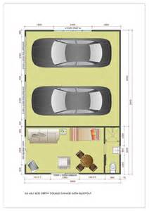 garage with sleepout single double amp large kitsets ideal plan 062g 0081 garage plans and garage blue prints from