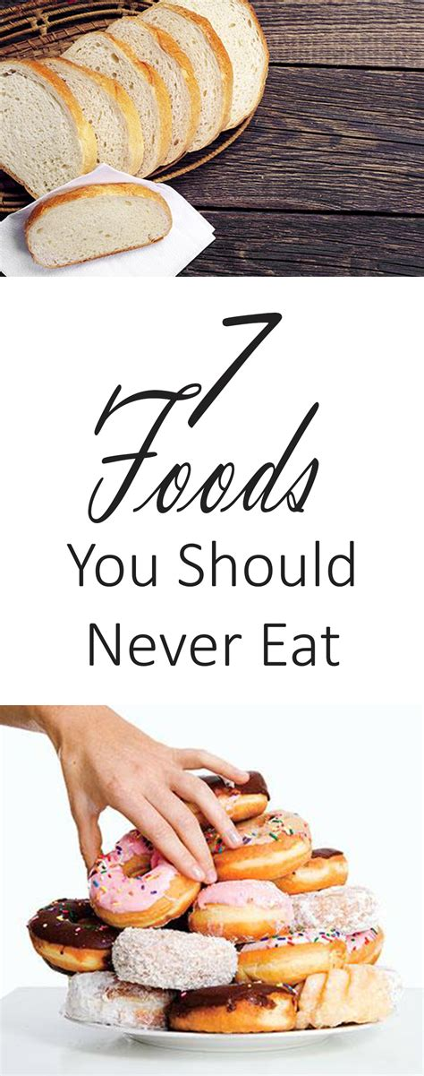 7 Things You Should How To Cook by 7 Foods You Should Never Eat