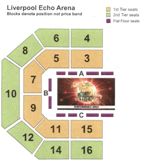 liverpool echo arena floor plan liverpool echo arena strictly come dancing the live tour liverpool echo