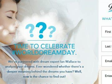 Dream Giveaway Sweepstakes - beautyrest world dream day giveaway sweepstakes